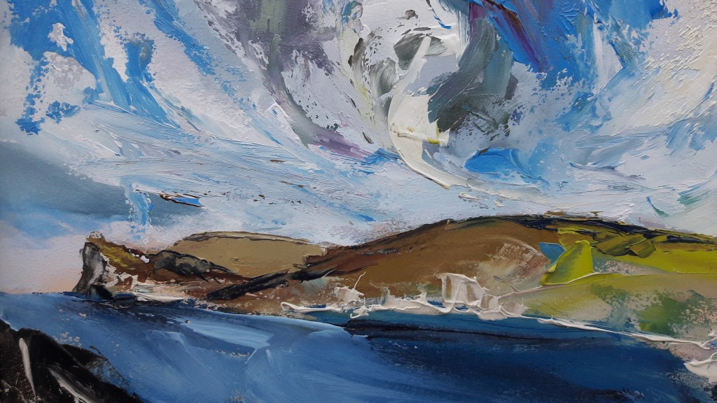 Formation Over Lulworth Detail Michael Hemming
