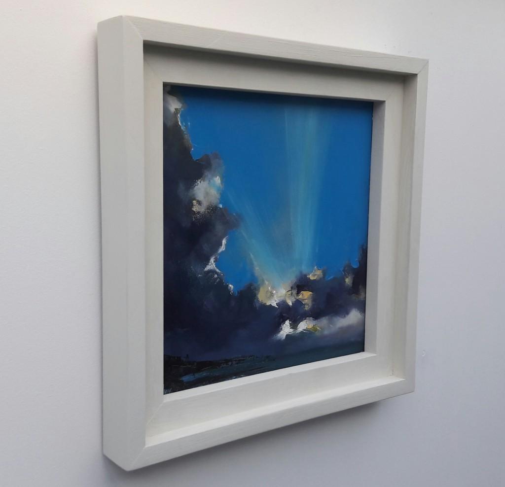 Michael Hemming Cumulus Over Southbourne Framed