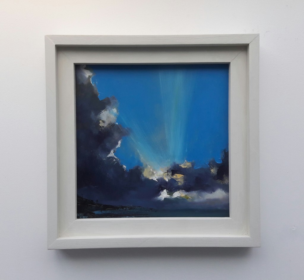 Michael Hemming Cumulus Over Southbourne Oil