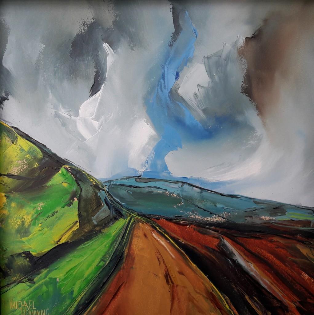 Michael-Hemming-Round-The-Corner-From-Corfe-Full