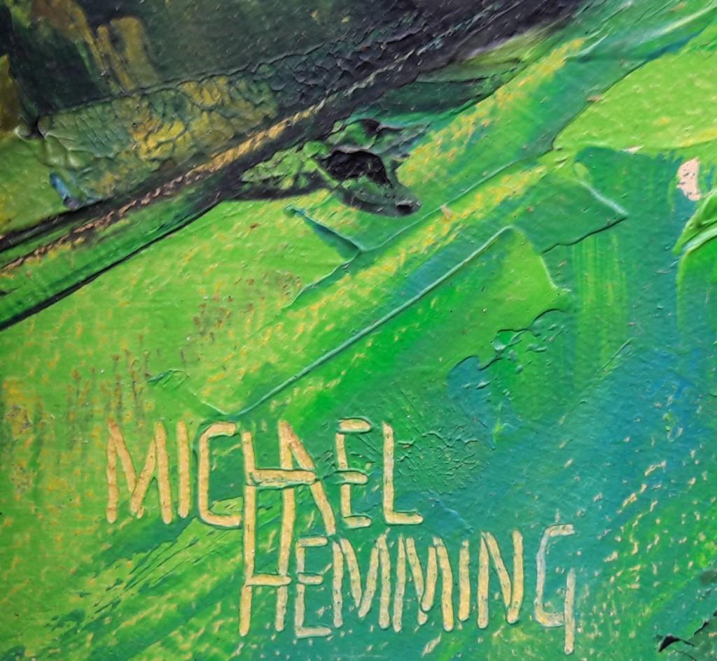 Michael-Hemming-Round-The-Corner-From-Corfe-Sig