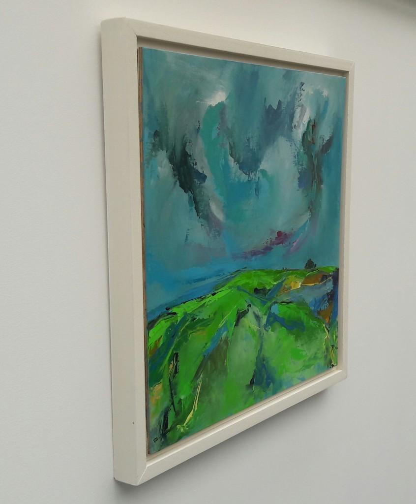 Win-Green-Michael-Hemming-Dorset-Artist-oil-L
