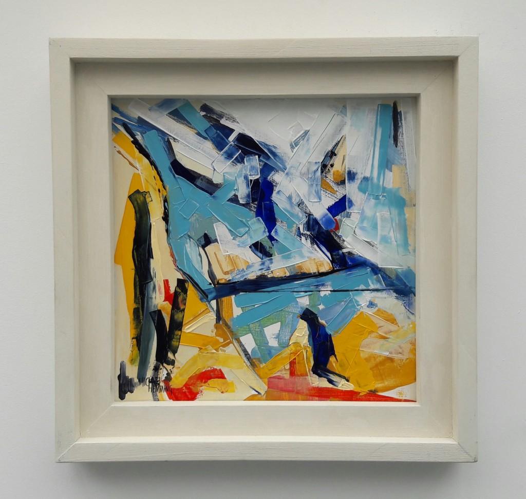 Hope-Of-Return-Michael-Hemming-Oil-Painting-