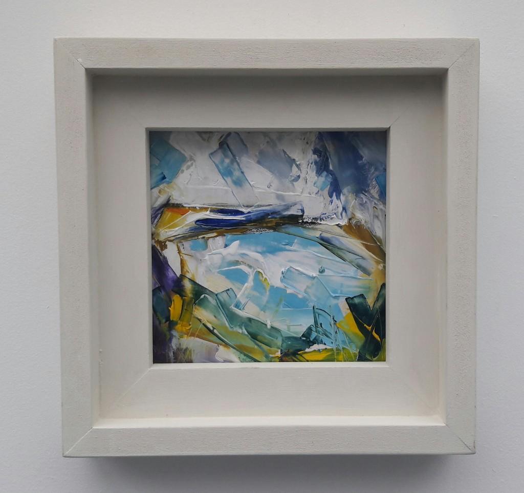 Lake-View-Michael-Hemming-Artist-Dorset-Painting-