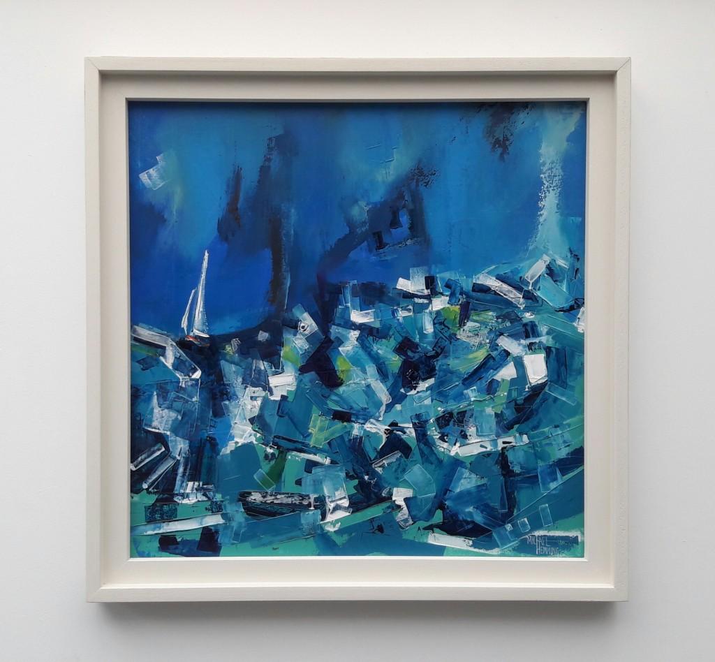 Preparing-To-Set-Sail-Michael-Hemming-Artist-