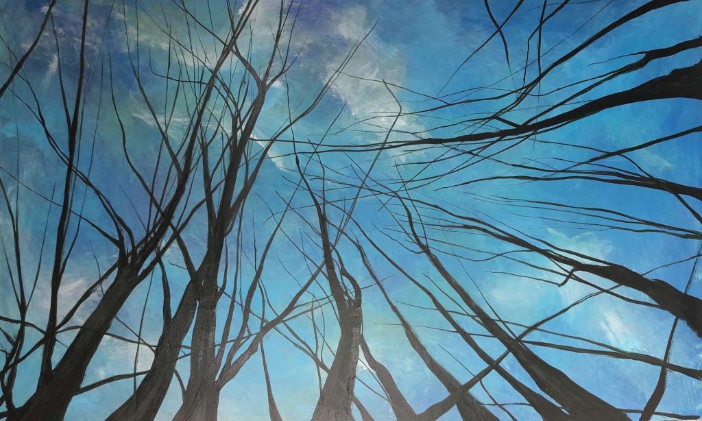 Michael-Hemming-Scape-Artist-Trees-Dorset-Art