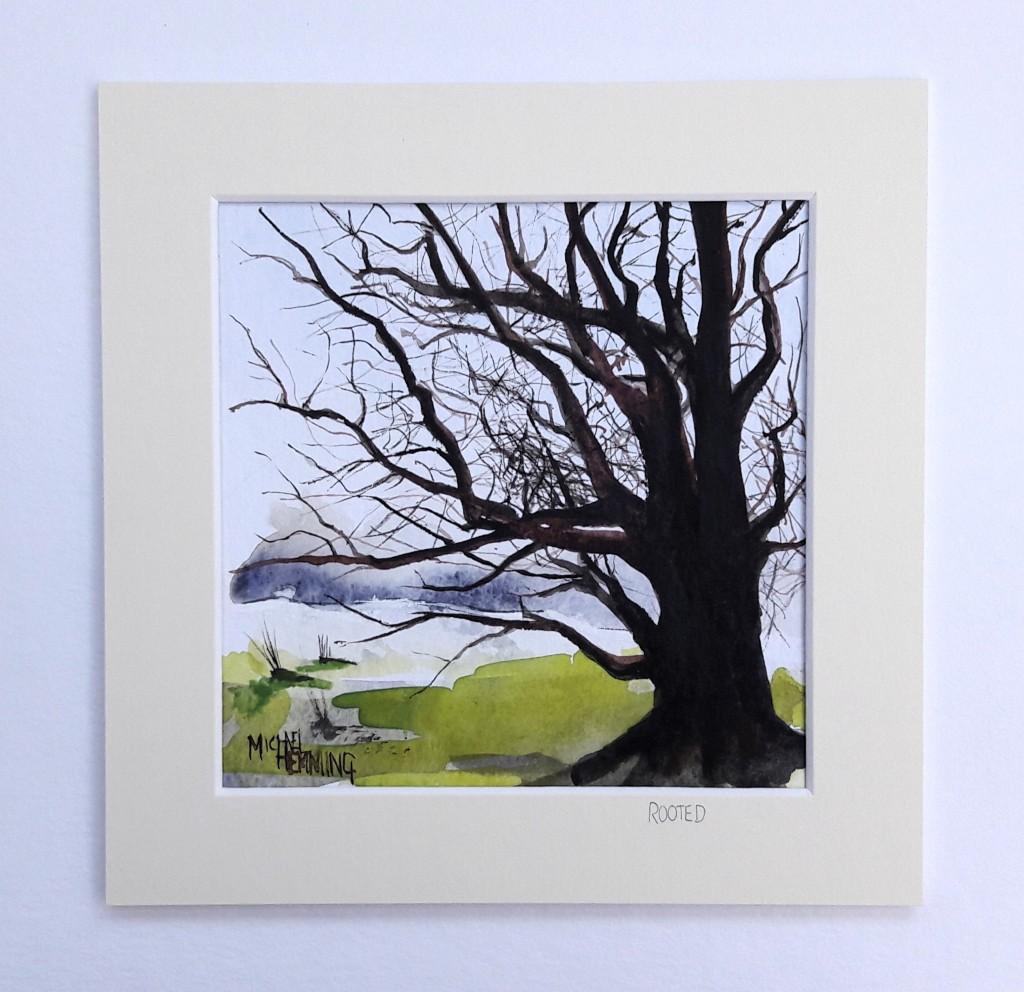 Rooted-Michael-Hemming-Scape-Artist-Dorset-Artist