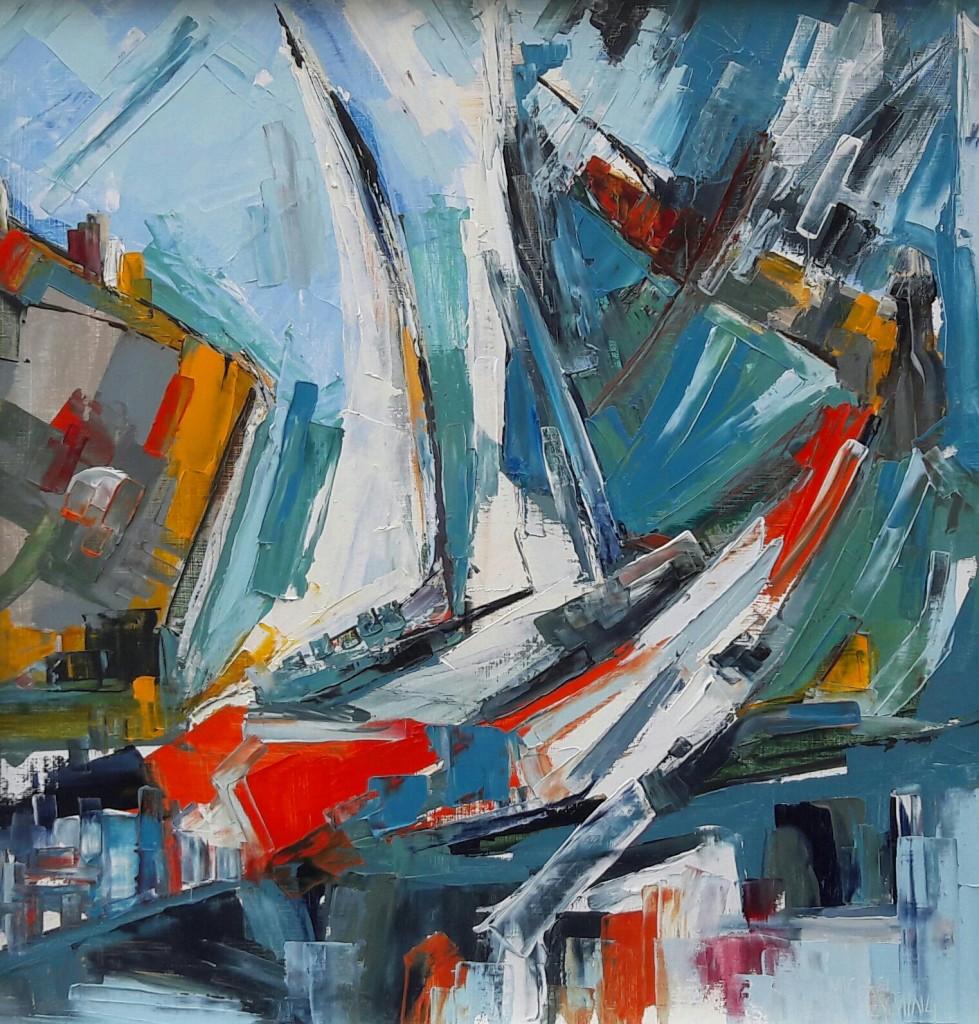 Michael-Hemming-Art-Lyme-Regis-Harbour-Fragmented--1-1