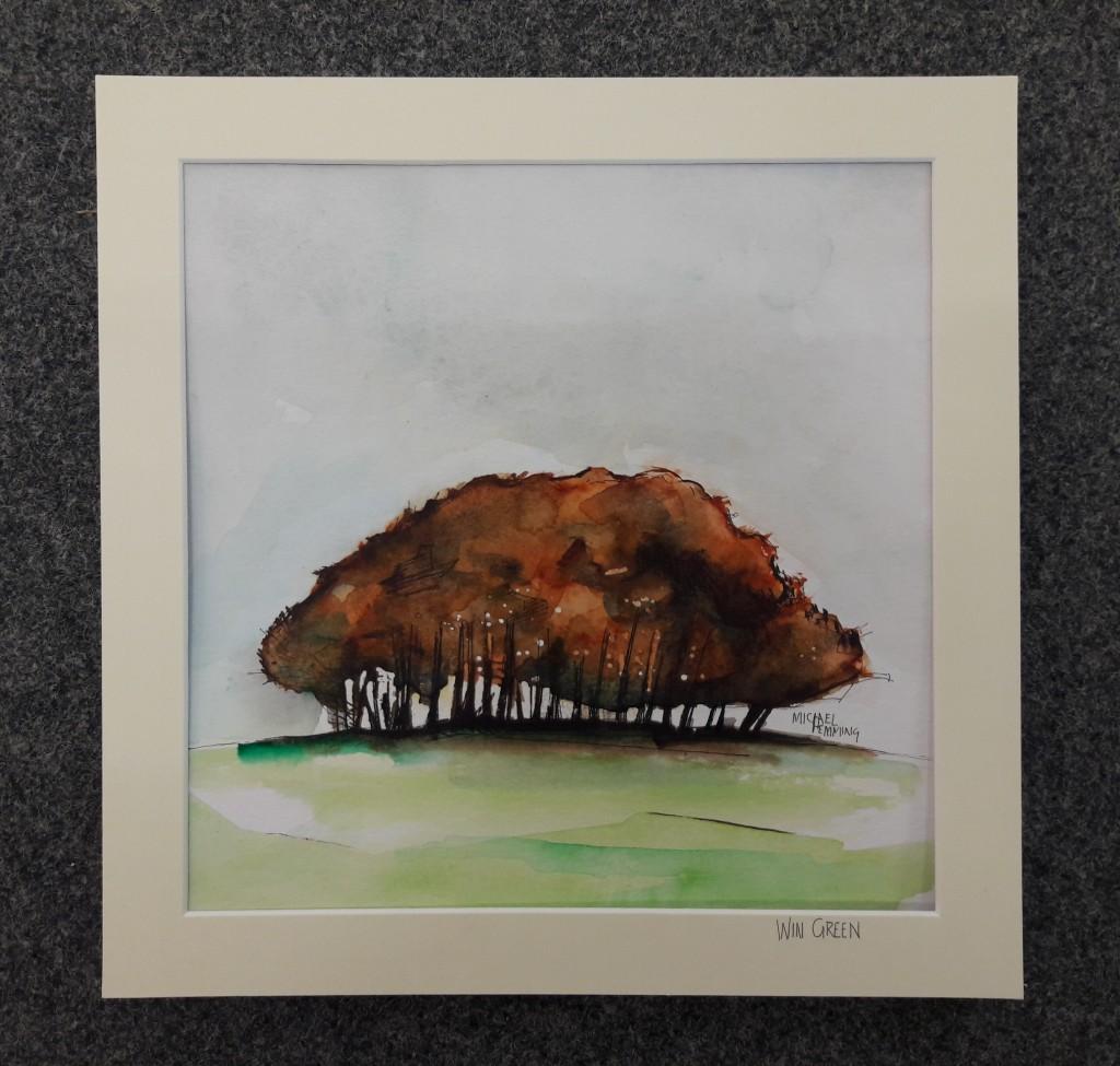 Michael-Hemming-Scape-Artist-Watercolour-Win-Green