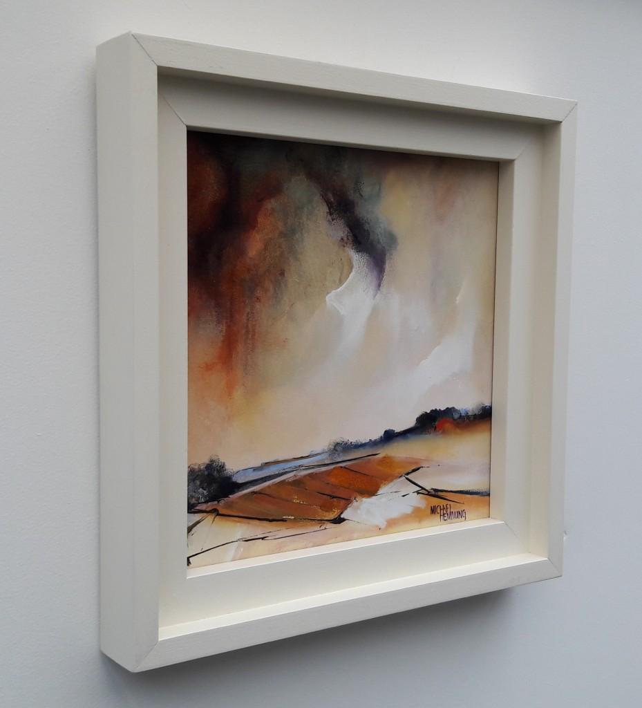 Michael-Hemming-Scape-Artist-Badbury-Cornfields-L