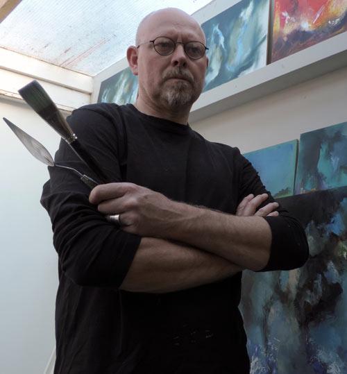 Michael Hemming Scape artist